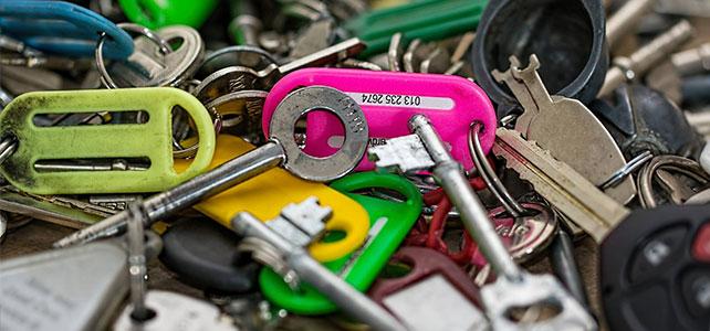 Изработка на ключове