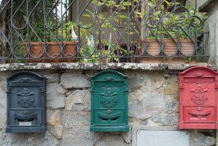 Как да отворите пощенска кутия без ключ